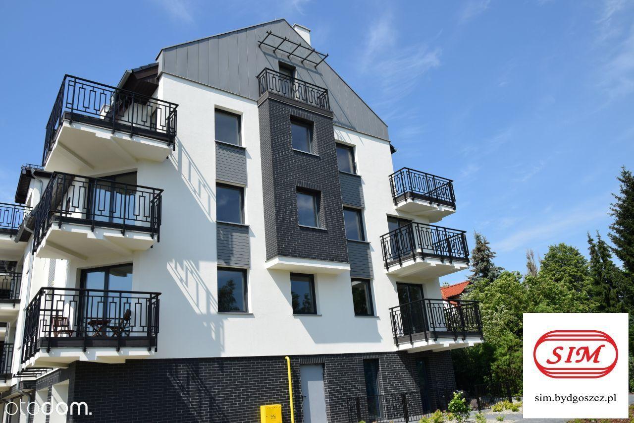 Apartamenty Nad Brdą w stylu Art Deco