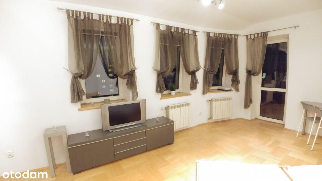 Bardzo duży pokój 2-osobowy z balkonem na Żabińcu!