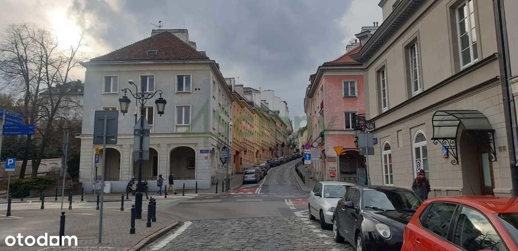 Ciche mieszkanie na Mariensztacie !!!