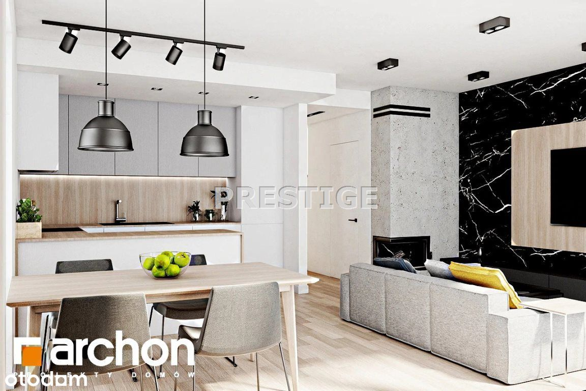 Dom, 116,92 m², Lubin