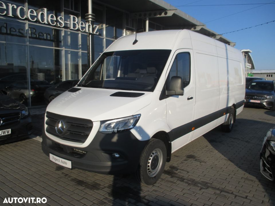Mercedes-Benz Sprinter 316 Cdi - 4