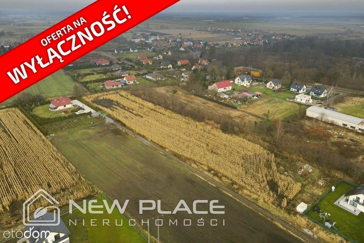 Działka budowlana 916 m2- Jeszkowice