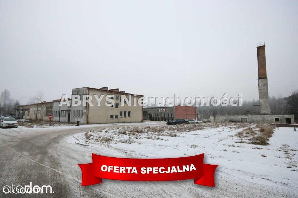 Hala/Magazyn, 1 866 m², Olsztyn