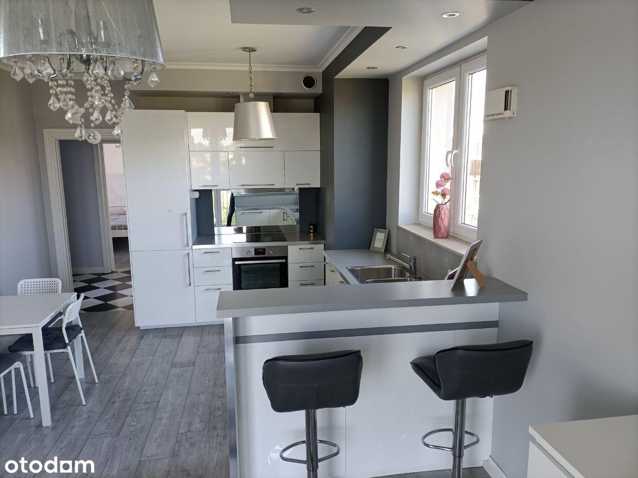 BEZPOŚREDNIO 3 pokojowe mieszkanie 53m2 + garaż