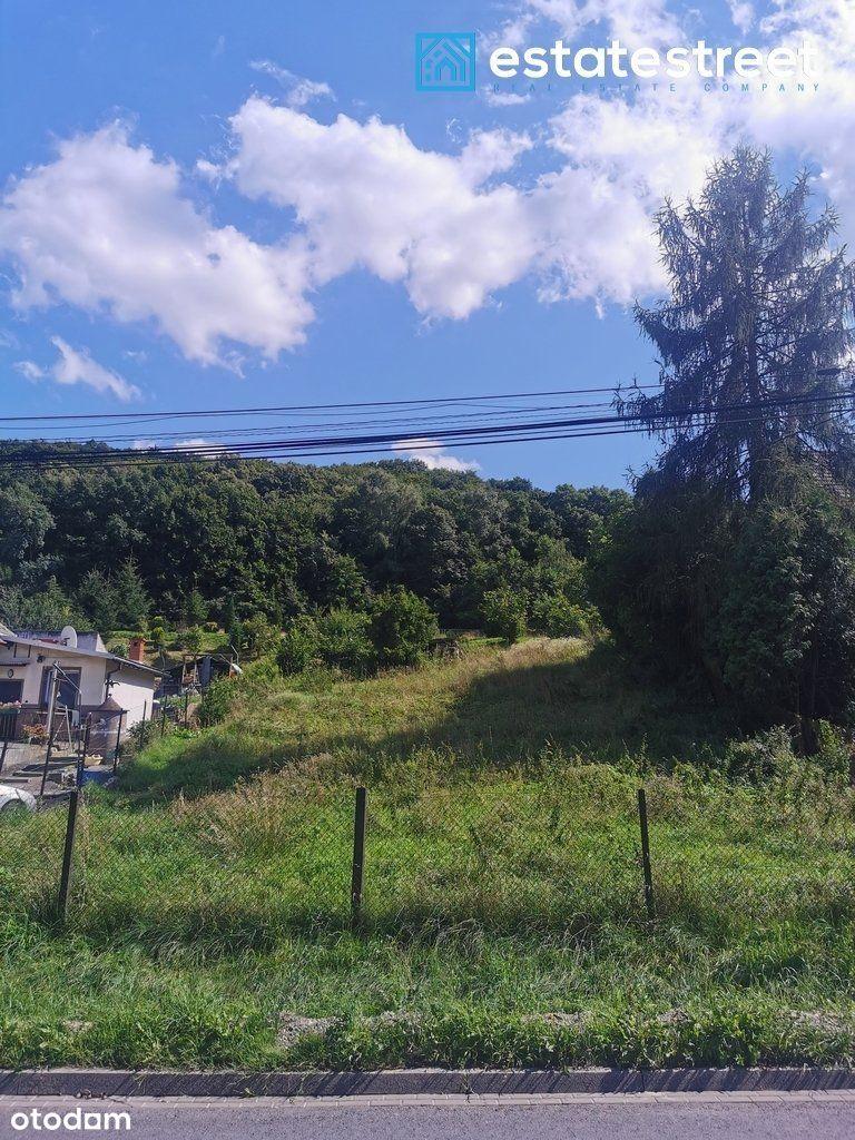 Działka Budowlana - Wola Justowska - 900m2