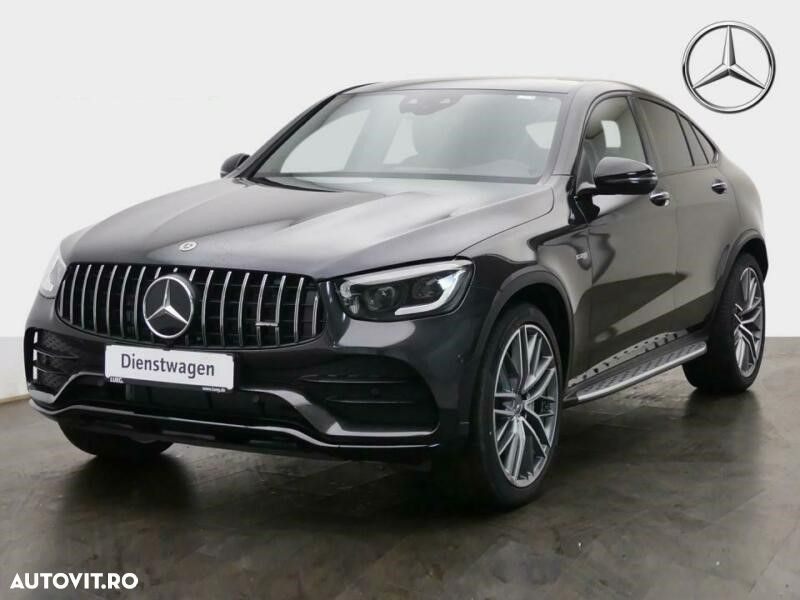 Mercedes-Benz GLC Coupe AMG - 1