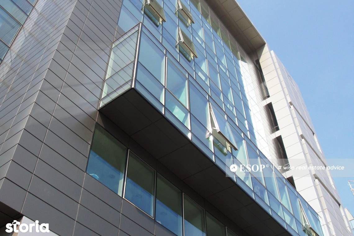 PC Center cladirea 1, spatii birouri Baneasa, 190 - 2.504mp, prin Esop