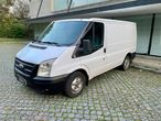 Ford Transit isotermica e frio - 1