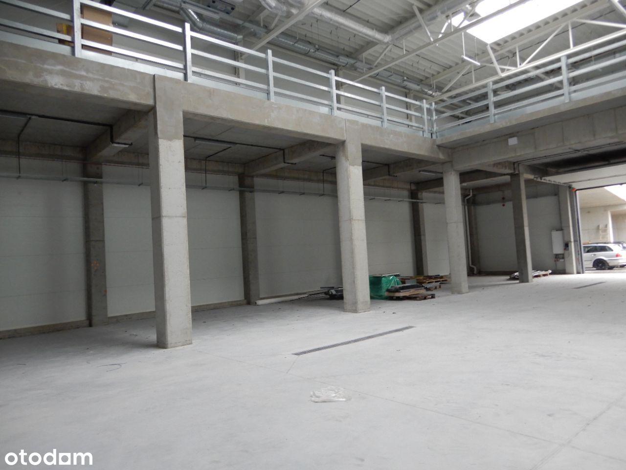 Hala prod-mag, Zabierzów 800 do 1300 m2