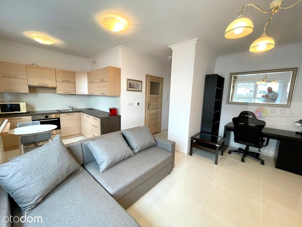 Mieszkanie, 27 m², Katowice