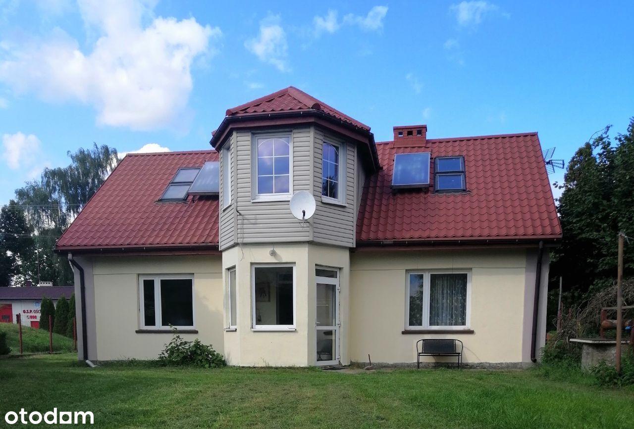 Dom 140m2 +winnica +zabudowania +działka 7,76Ha