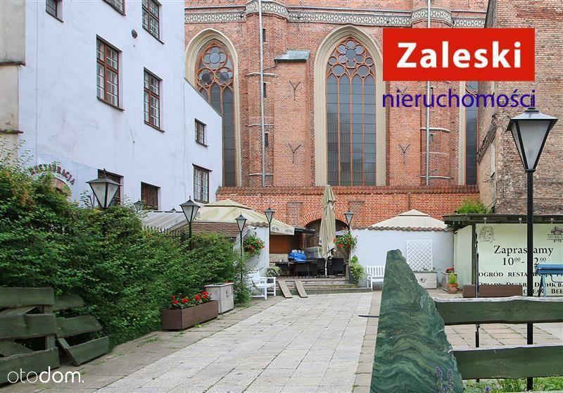 Działka - Gdańsk Stare Miasto