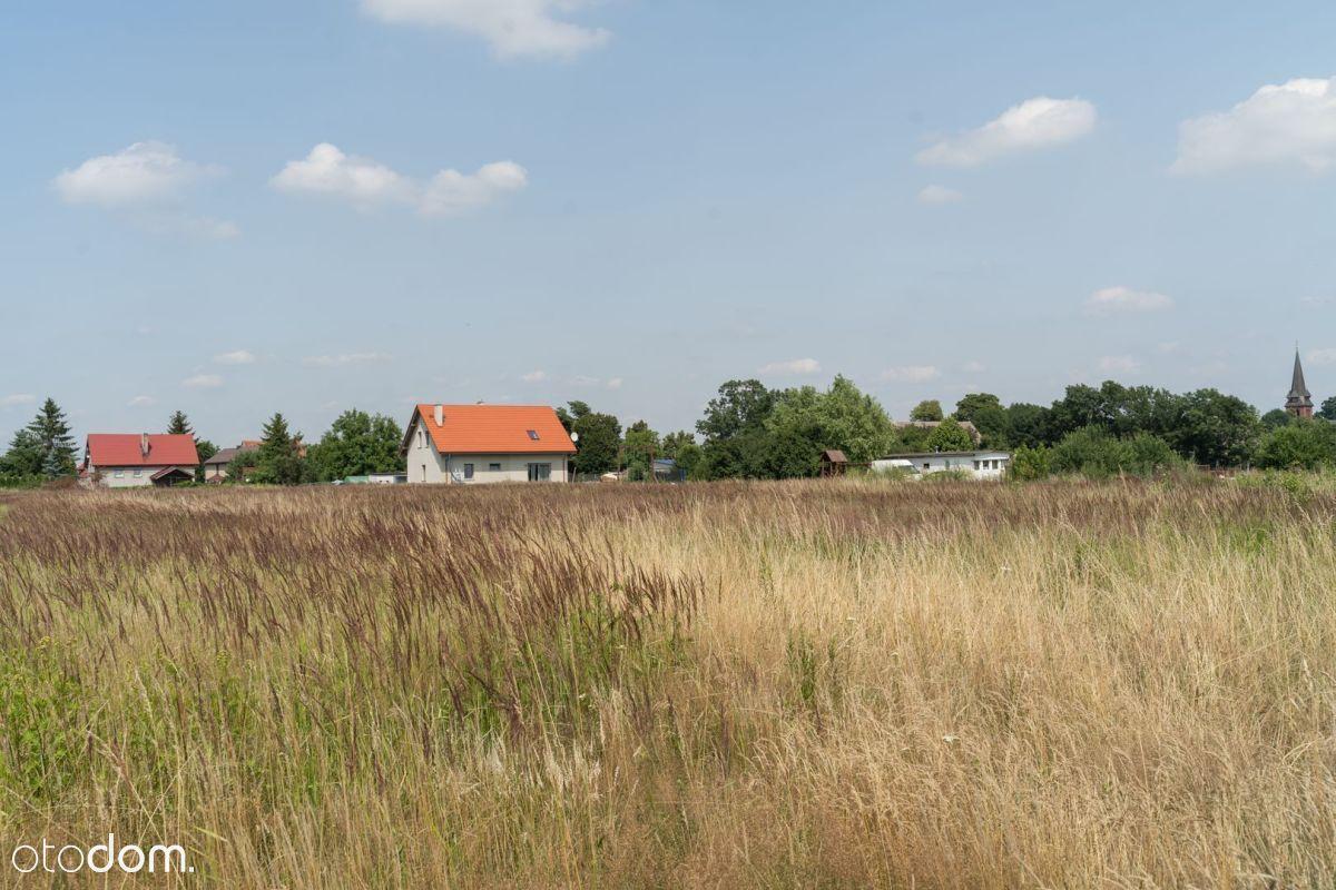 Działka budowlana 2000 m2 Wojnowice