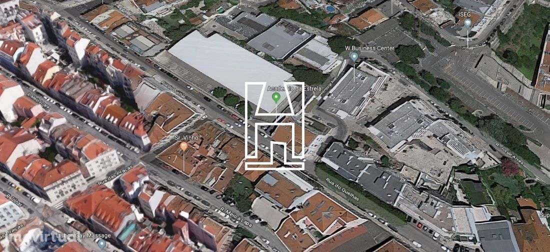 Prédio para comprar, Estrela, Lisboa - Foto 1