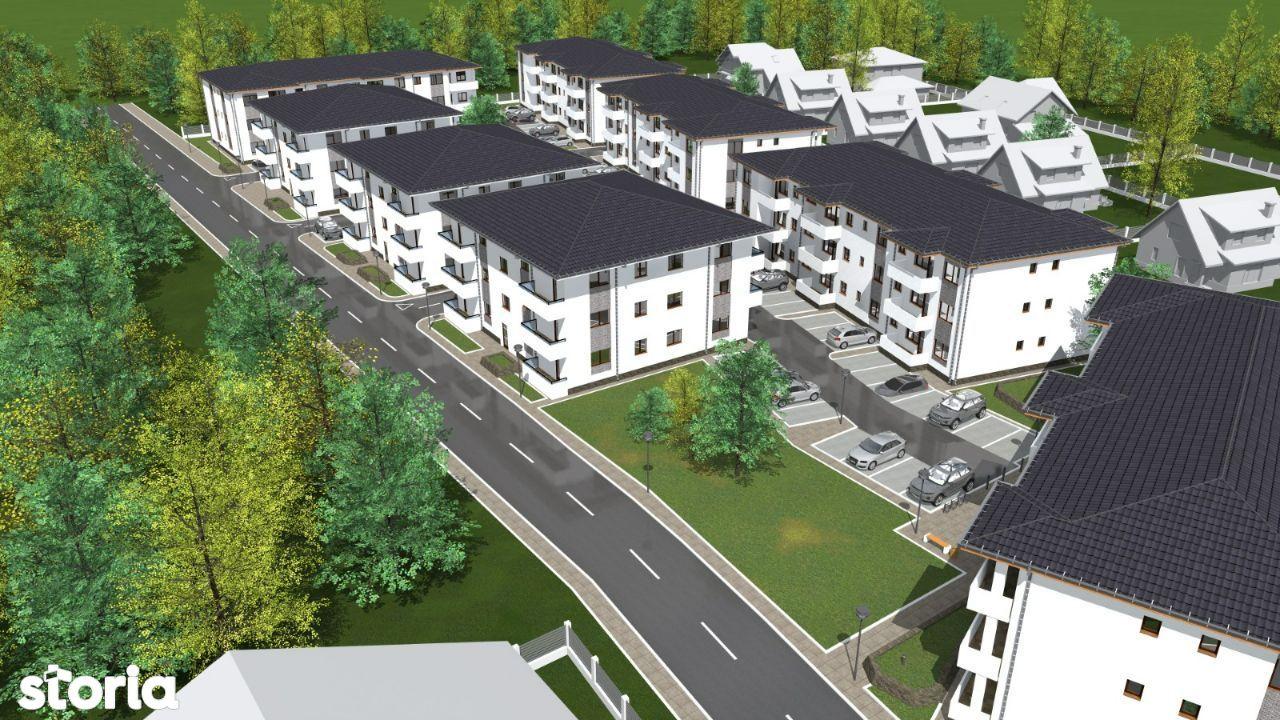 Apartamente 2 si 3 camere in complex Trivale Park