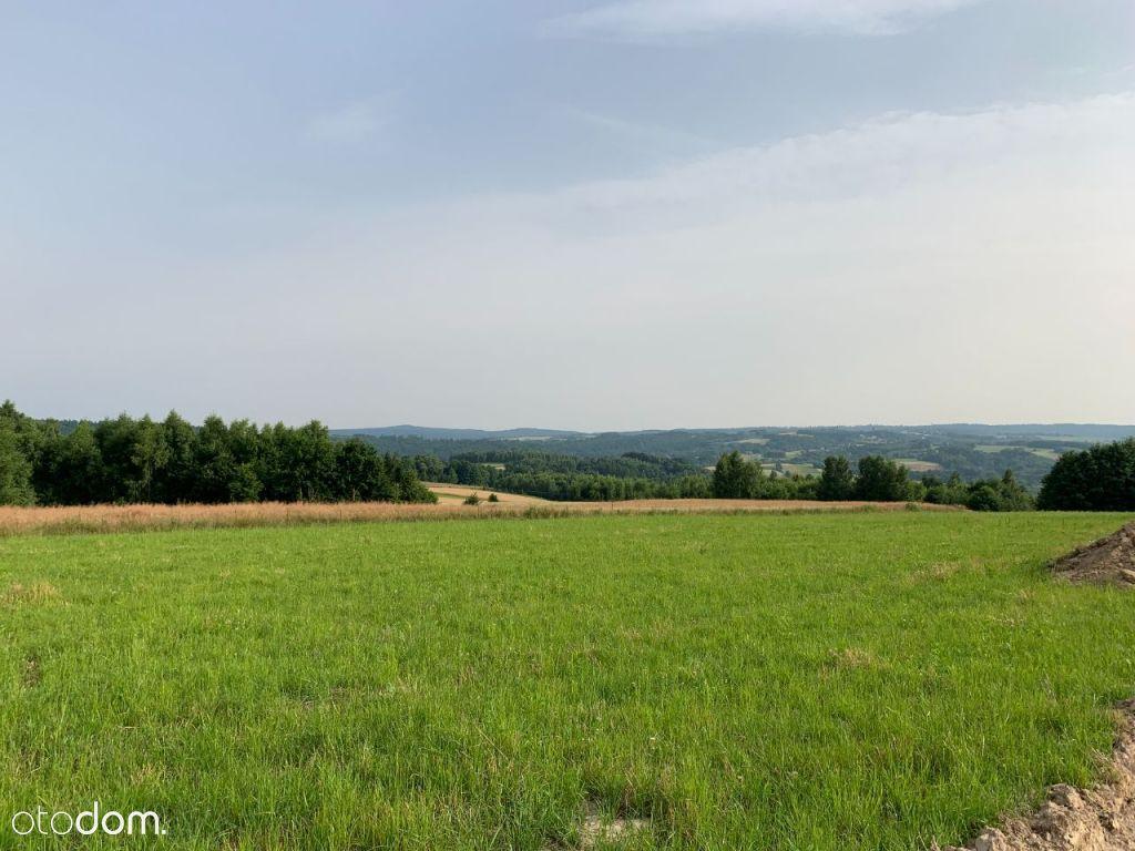 Działka widokowa Straszydle