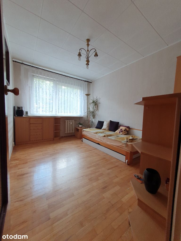 3 pokoje, 59,2m2, balkon, Os. Książąt Pomorskich