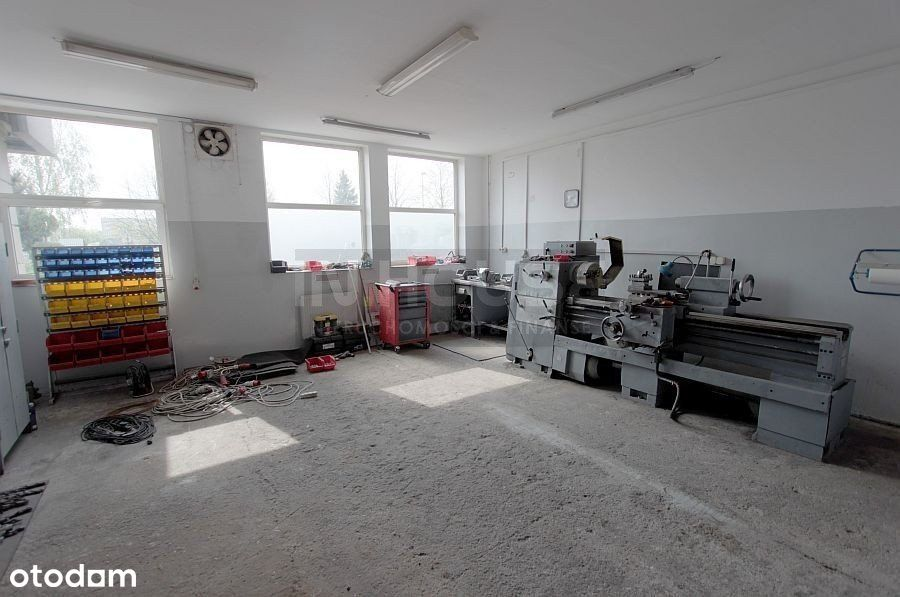 Hala/Magazyn, 460 m², Stargard