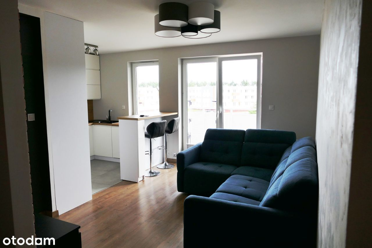 Nowe mieszkanie, Piłsudskiego 68c, Przylesie