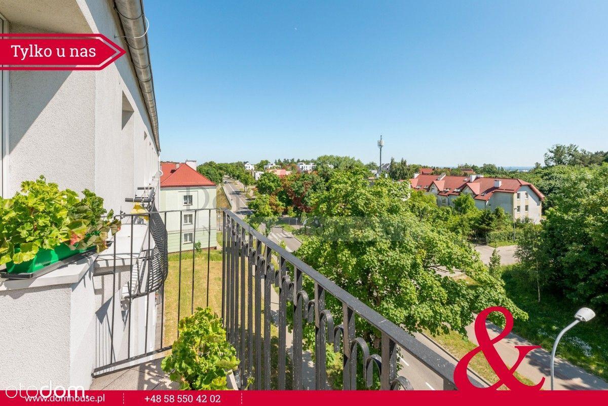 Mieszkanie 3 pokojowe z widokiem Gdynia Oksywie.