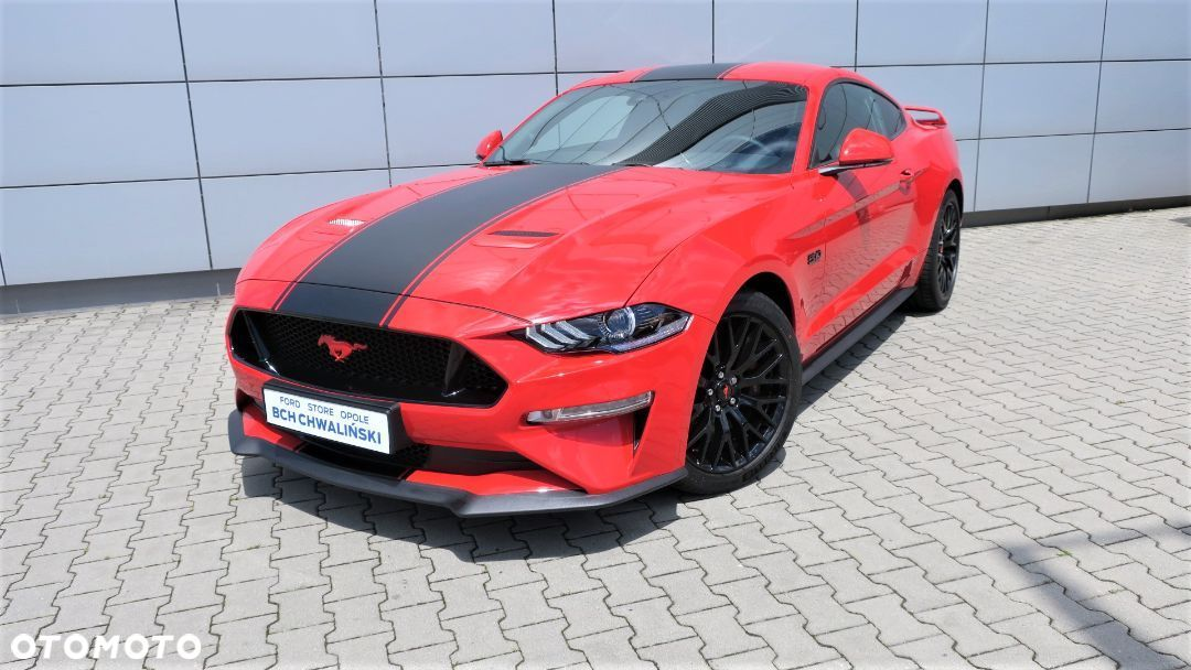 Ford Mustang Rece red Opole automat Magneride - 7