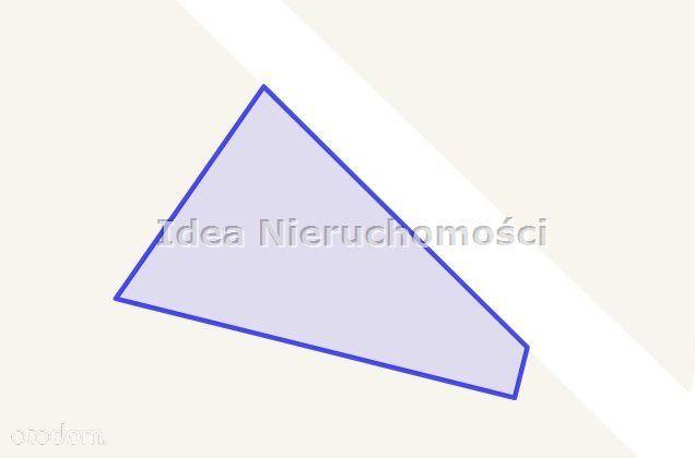 Działka, 1 177 m², Prądki