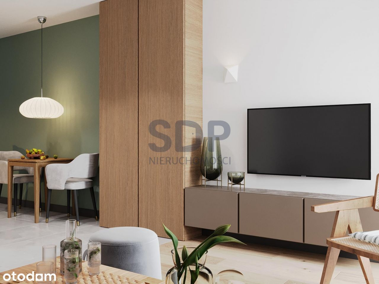 apartament na 6 piętrze; za 281026 pln