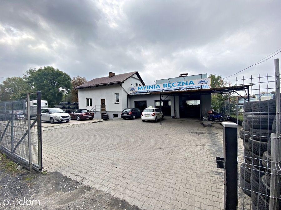 Lokal użytkowy, 307 m², Bytom