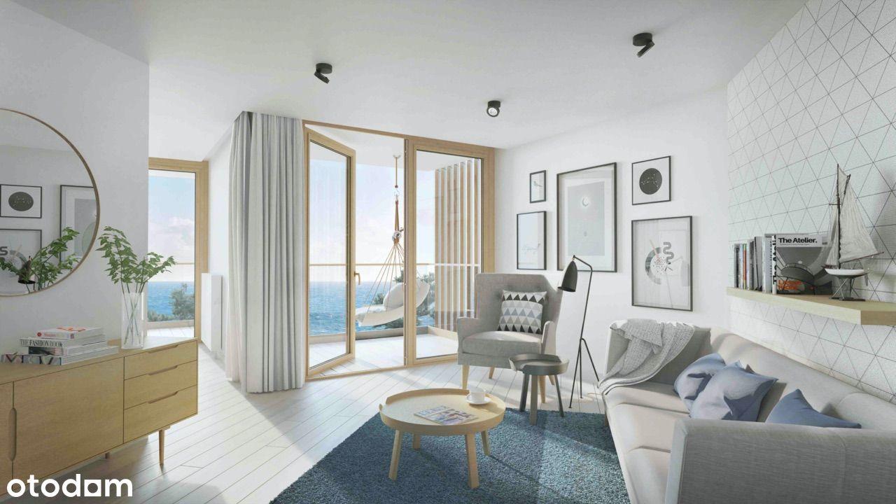 PINEA - apartament z widokiem na morze #102