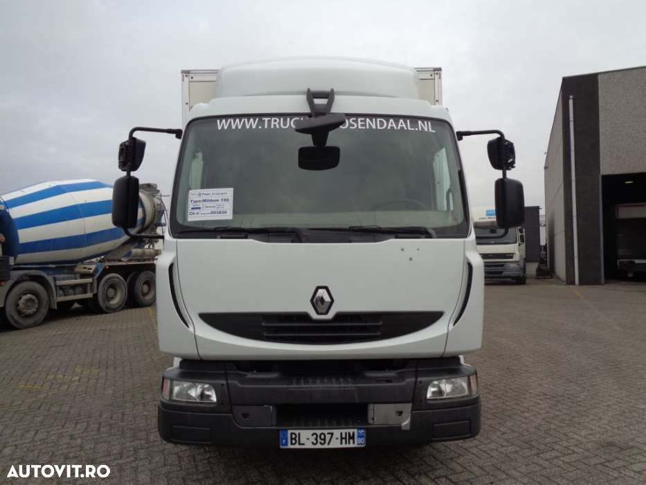 Renault Midlum 190 DXI + Manual + LIFT + euro 4 - 2