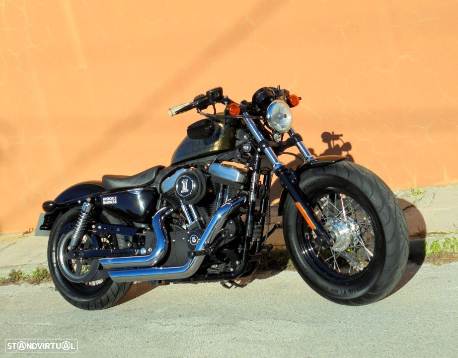 Harley-Davidson Sportster 1200 FORTY EIGHT - 7