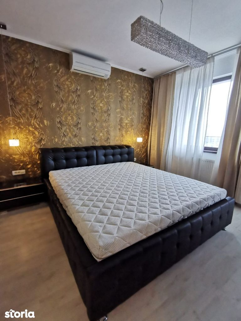 Apartament 2 camere zona Baneasa -Loc de parcare- | LUX | Bloc nou