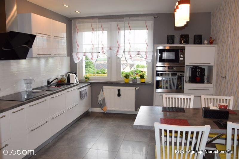 Mieszkanie 4-pokojowe dodatkowo garaż i ogród