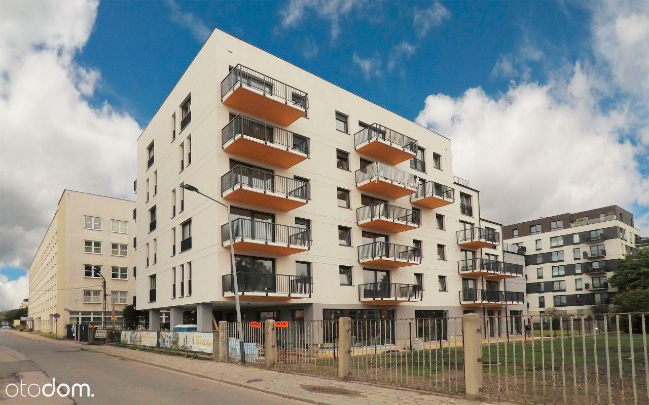 Nowe 2 pokojowe z balkonem 33 m2 , RZEMIEŚLNICZA