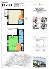 Mieszkanie 65,60m2 -w nowej inwestycji-Łódź, Widze