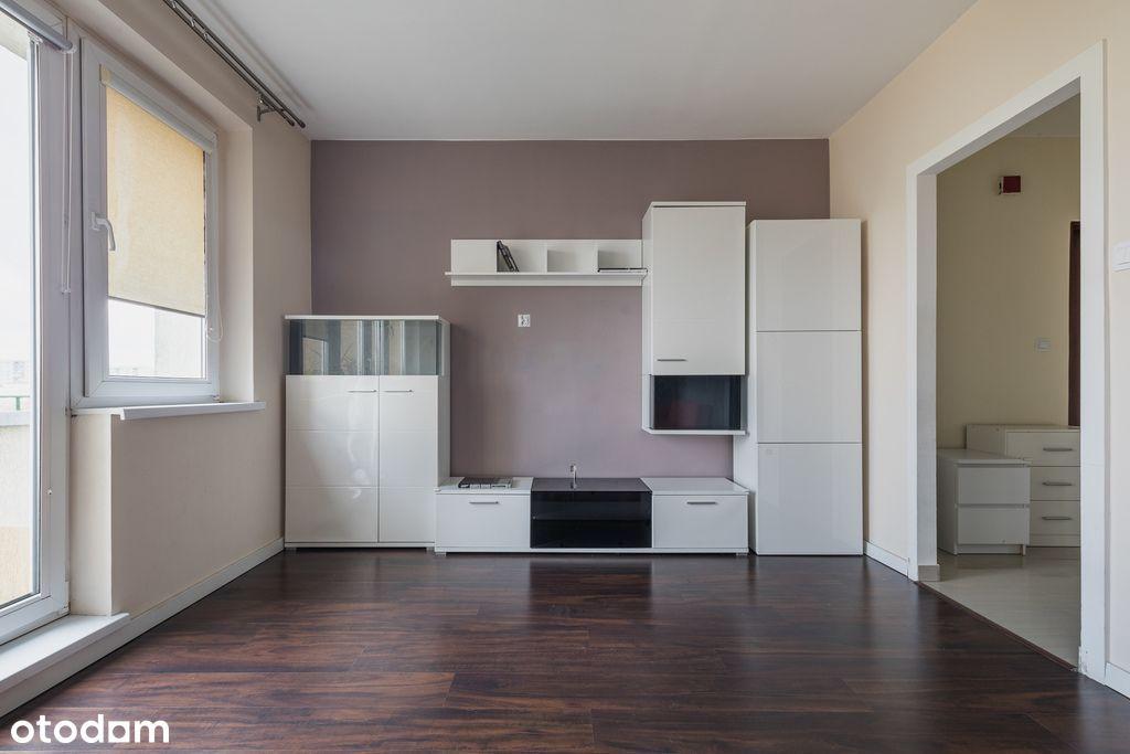 Ciche, dwupokojowe mieszkanie   Retkinia-Południe