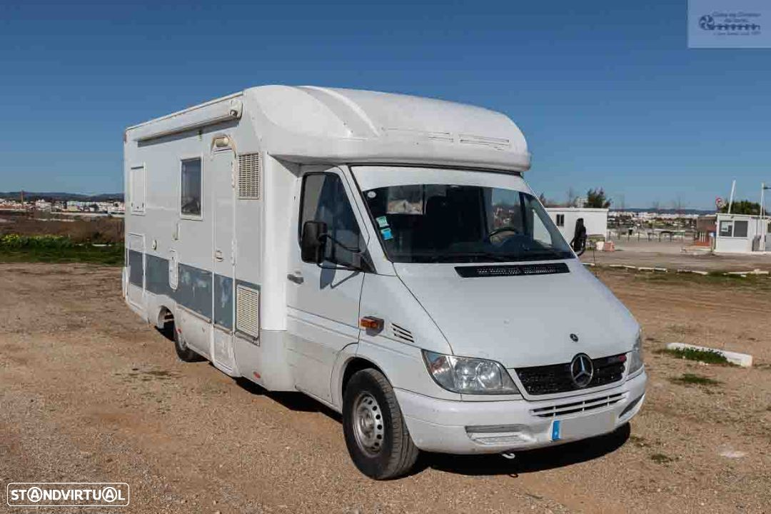 Mercedes-Benz Sprinter 316 2.7 CDI - 1