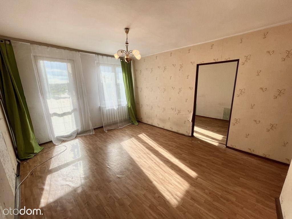 2 pokoje z balkonem w dobrej lokalizacji / C.O