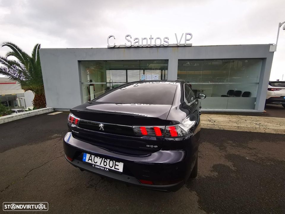 Peugeot 508 1.5 BlueHDi Business Line EAT8 - 14