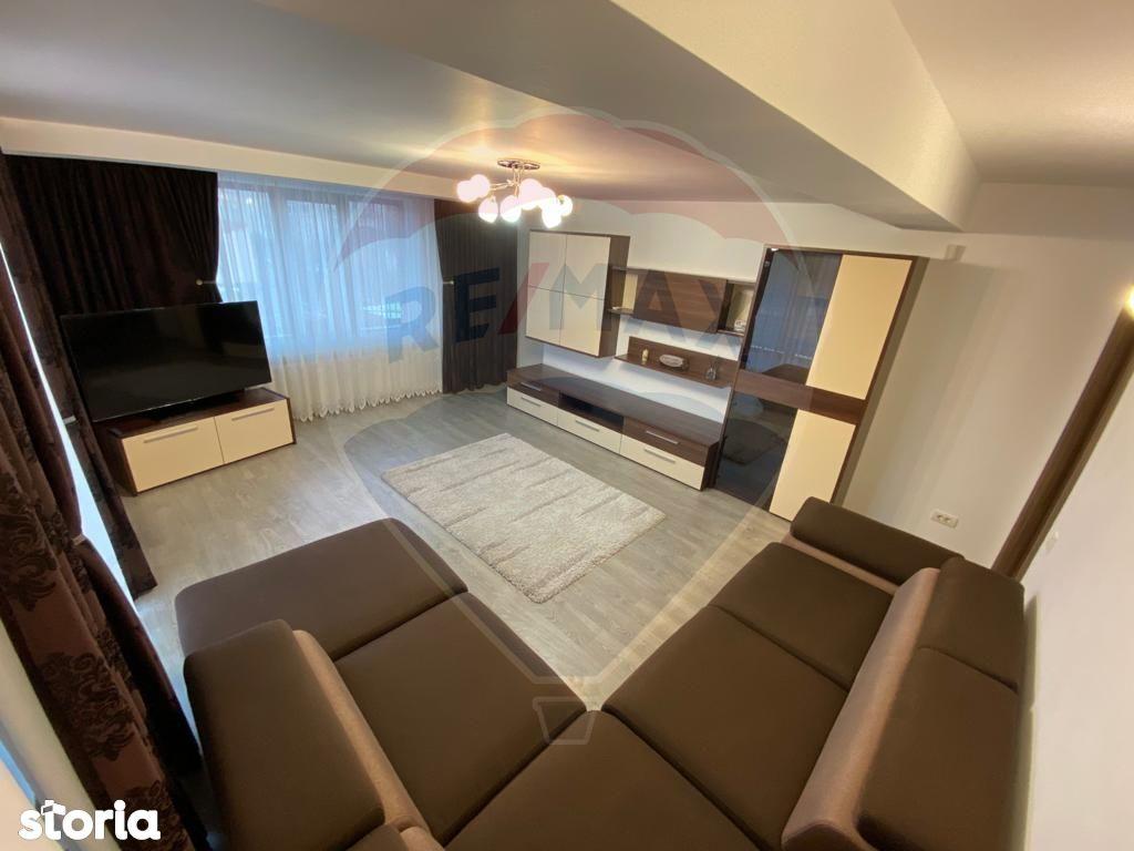 Brancoveanu - Apartament cu 3 camere de închiriat