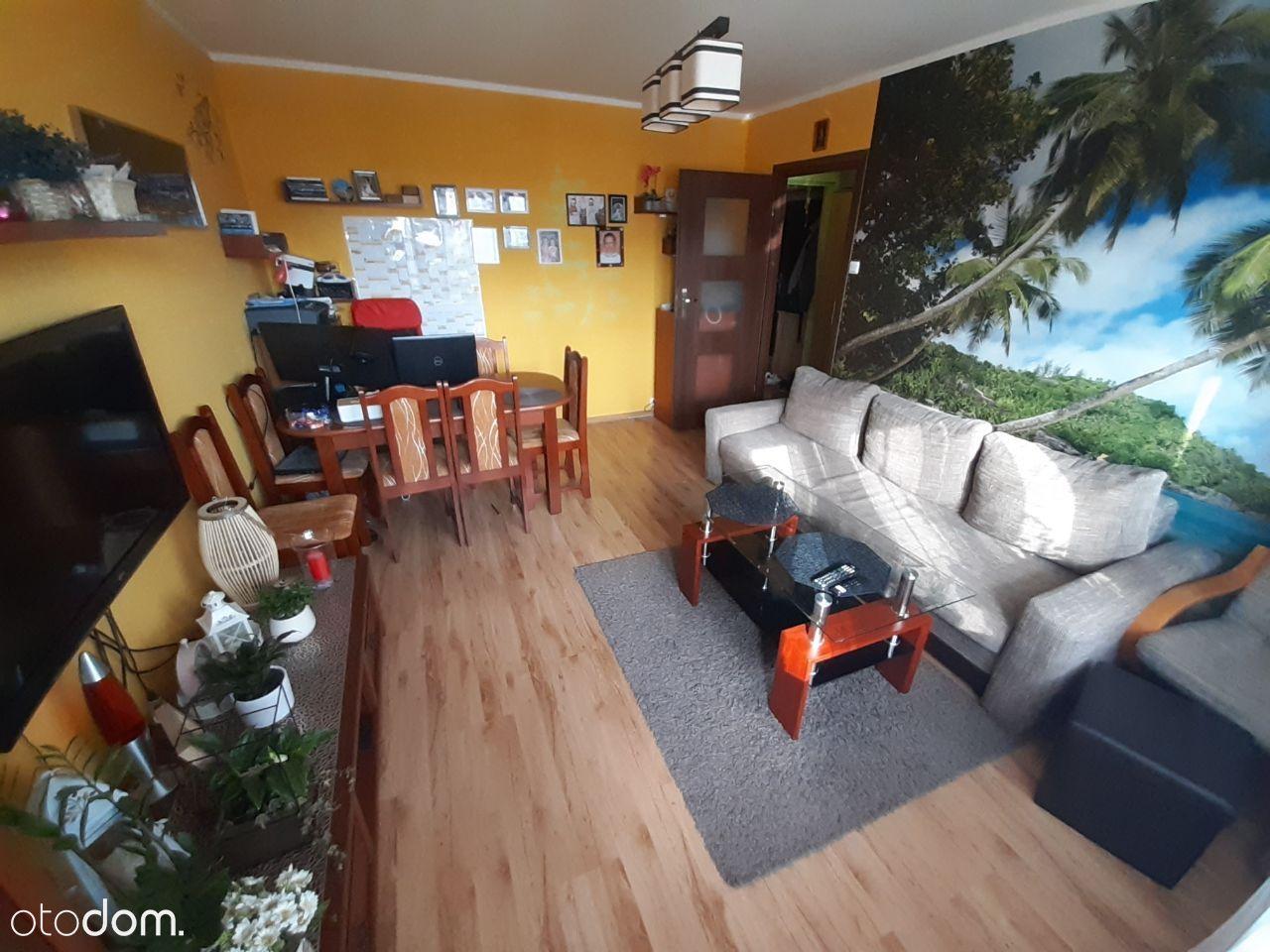 Mieszkanie na Kanta - dwupokojowe 48 m2 - Jaroty