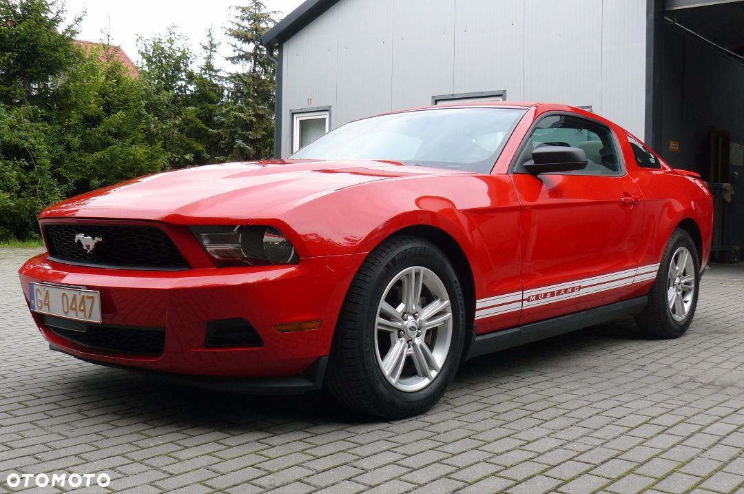 Ford Mustang 3.7 V6 Automat - 1