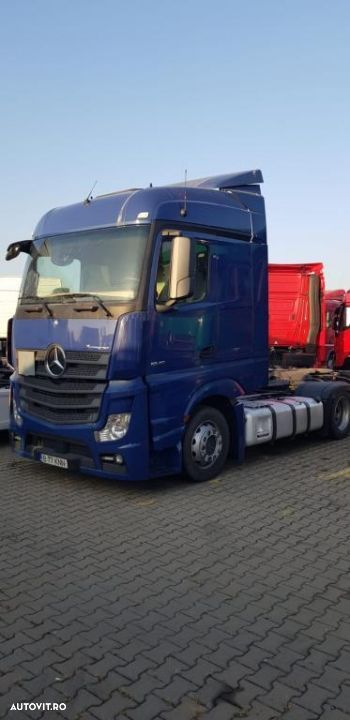 Mercedes-Benz Actros 1845 Lsnrl - Garantie Internationala 12 Luni - 1