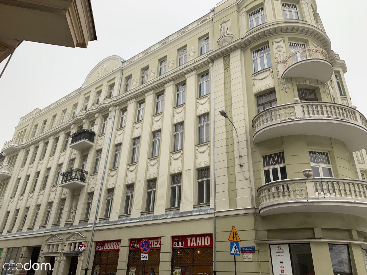 Klimatyczny apartament na poddaszu w centrum Łodzi
