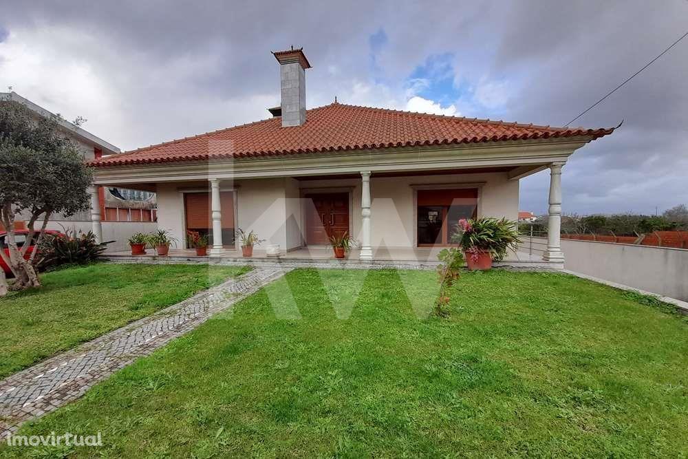 Moradia Isolada V3+1 ( C/ Terreno) Cacia Aveiro
