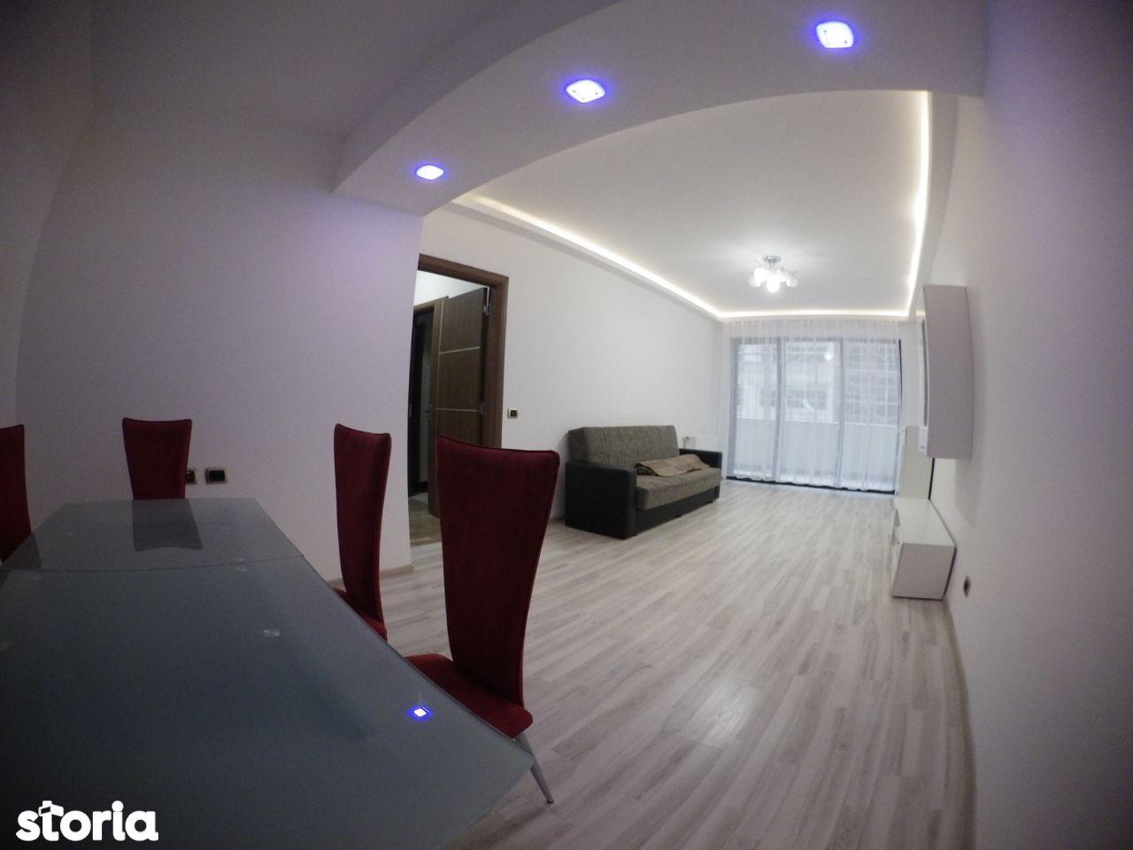 Apartament 2 camere in Tractoru Isaran