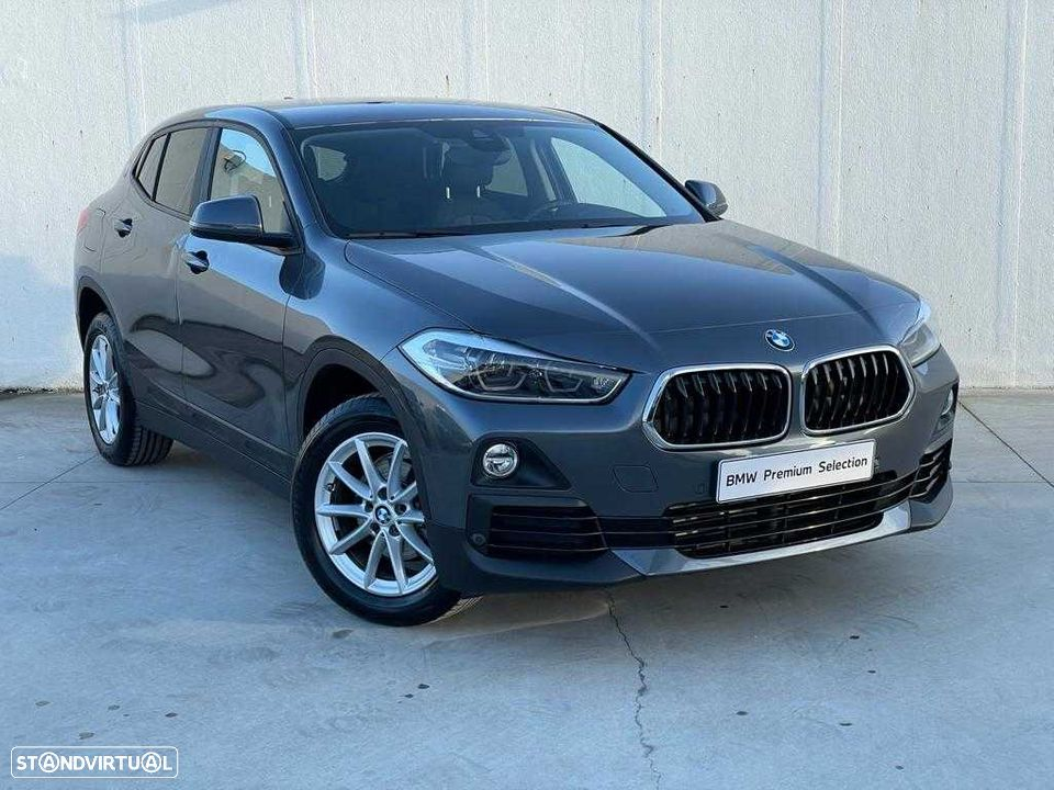 BMW X2 (X2 16 d sDrive Advantage) - 1