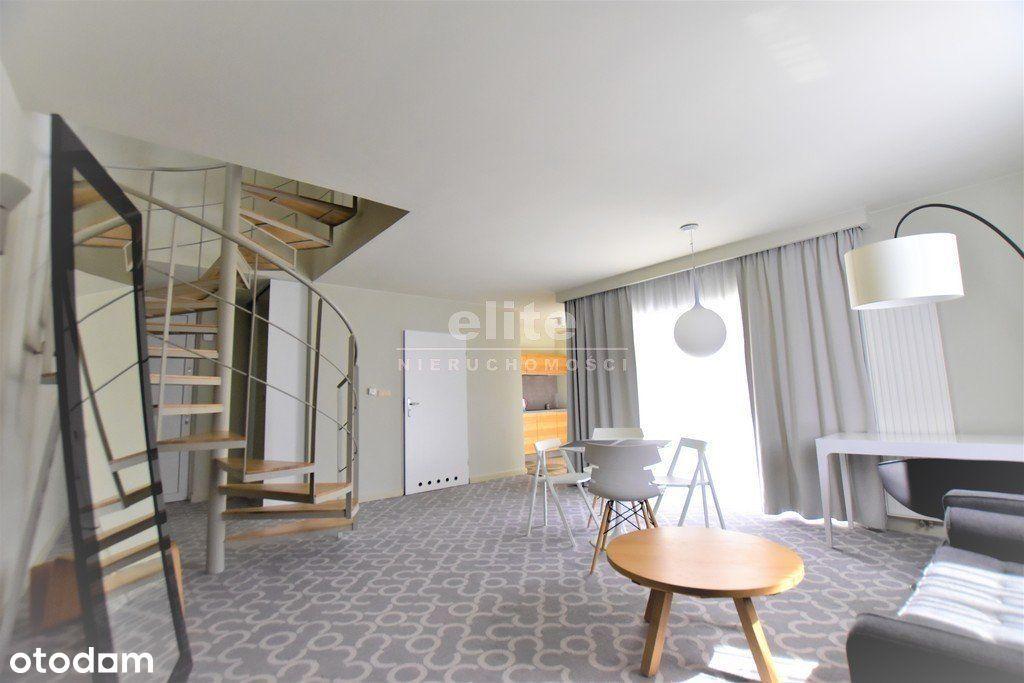 Apartament 63m2+24m taras basen wew. oraz zew.