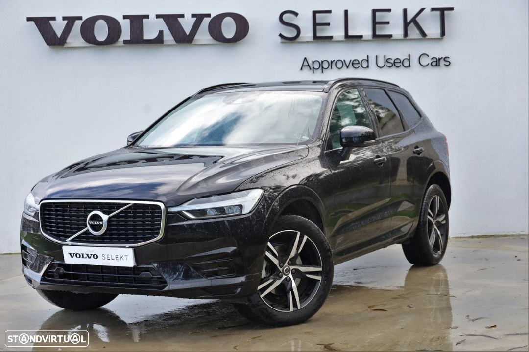 Volvo XC 60 2.0 D4 R-Design Geartronic - 26