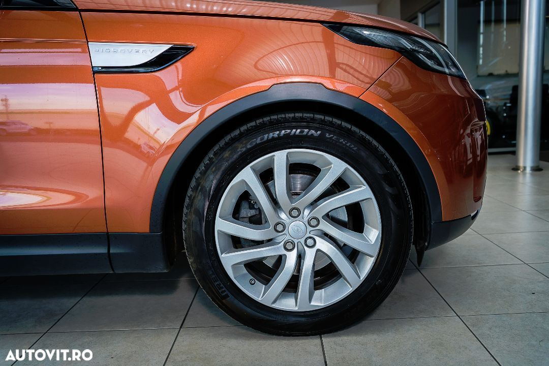 Land Rover Discovery - 10